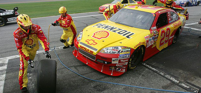 Shell signs multi-series sponsorship deal with Penske Racing – Penske Social