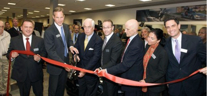 Penske-Automotive-Group-Celebrates-Grand-Opening-of-New-Showroom