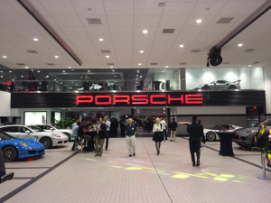 Porsche West Broward Grand Opening Event